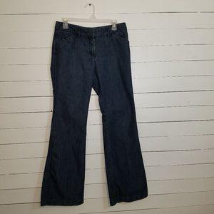 Express Design Studio jeans, sz 6L
